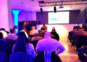 Distecna, en el kick off meeting de Dell EMC en Rosario